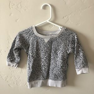 Carter's Animal Print Sweatshirt Size 18 M